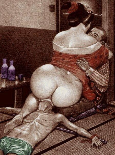namio harukawa geisha bdsm