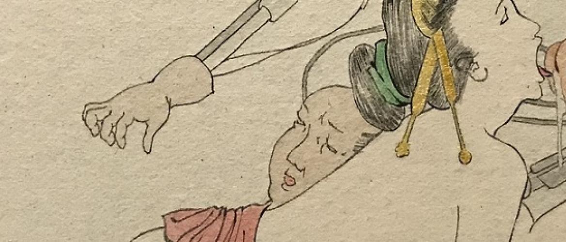 14 Lovemaking Cyborgs of the Modern Shunga Artist Naoki Yamaji