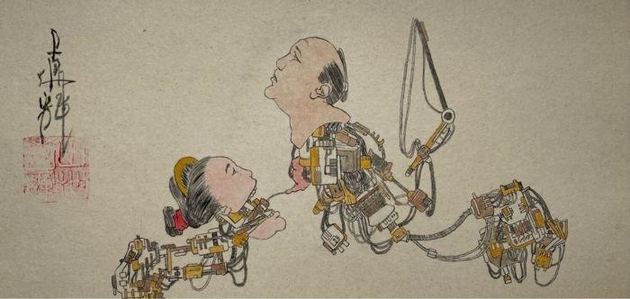 Naoki Yamaji modern shunga