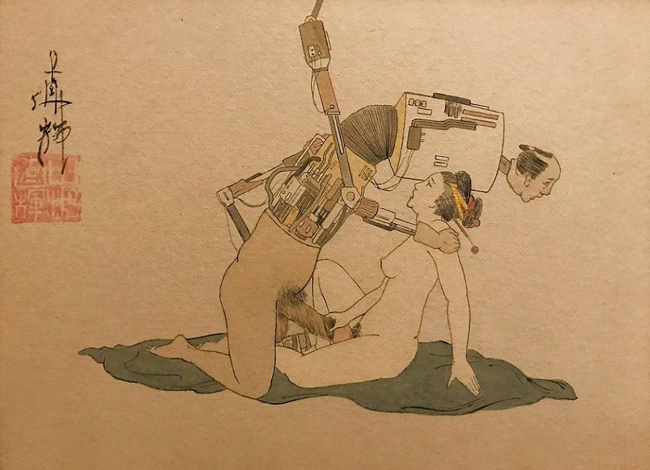 Naoki Yamaji robots