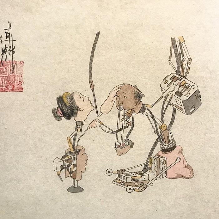 Naoki Yamaji shunga series