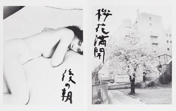nobuysohi araki Tokyo nude art