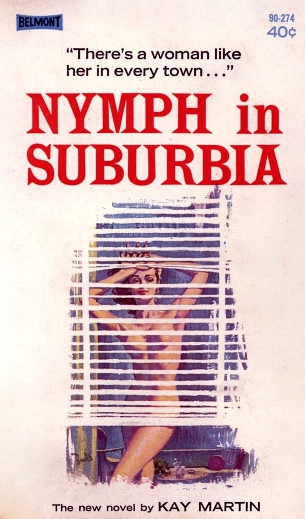 Nymph in Suburbia Pulp