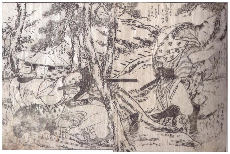Arborophilia: Shuncho, (1787)