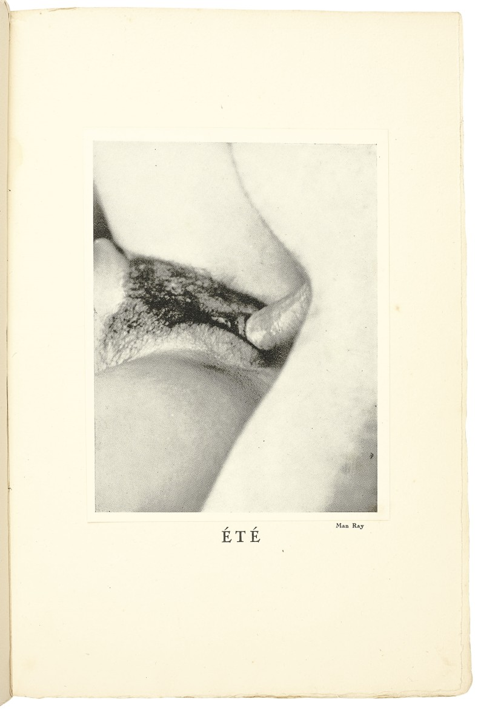 Aragon, Peret, and Man Ray 1929: Summer by Man Ray