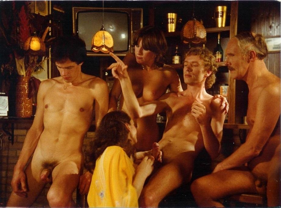 orgy scene from Pruimenbloesem