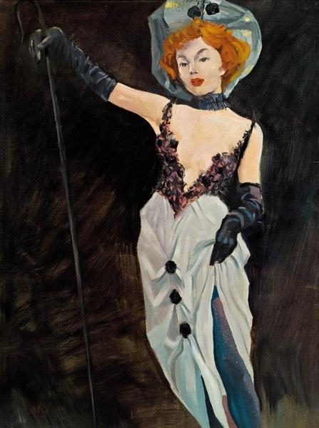 Otto Rudolf Schatz mistress