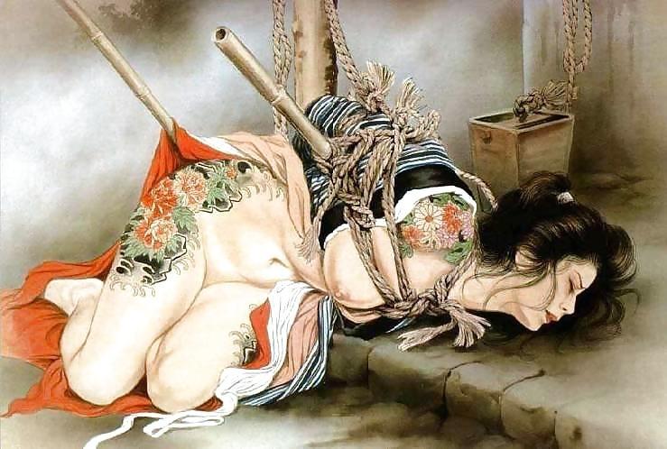 Ozuma Kaname shibari