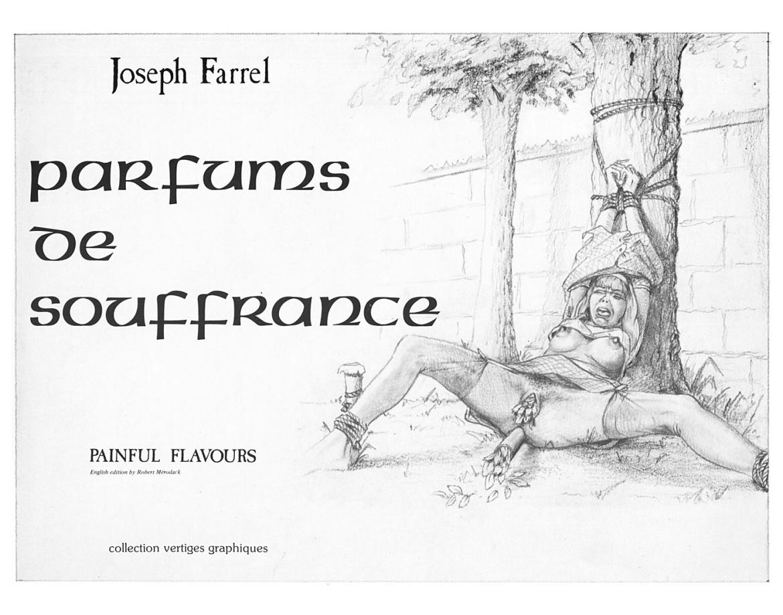 parfums de souffrance cover Joseph Farrel