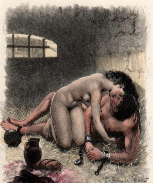 paul Emile Becat erotic