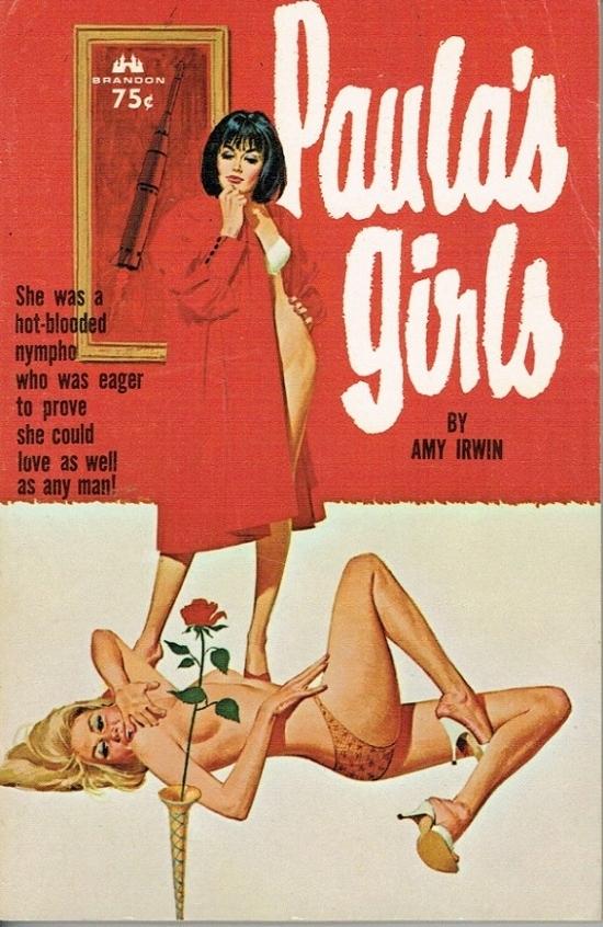 Paula's Girls Pulp Novel