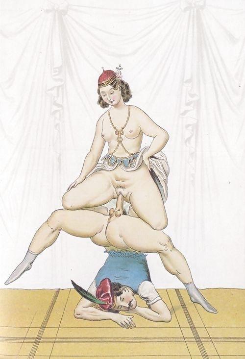 Peter Fendi acrobats