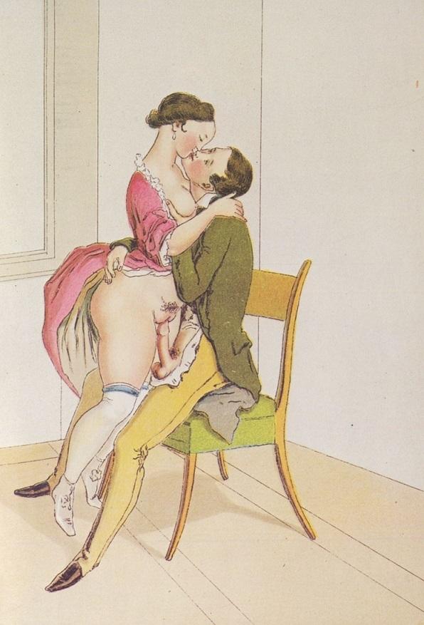 Peter Fendi erotic art