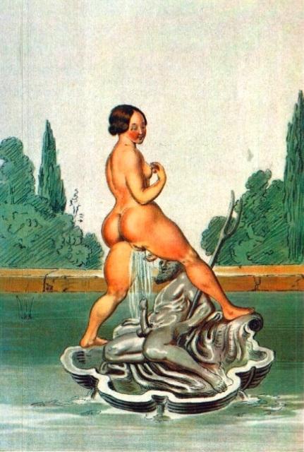Peter Fendi fountain