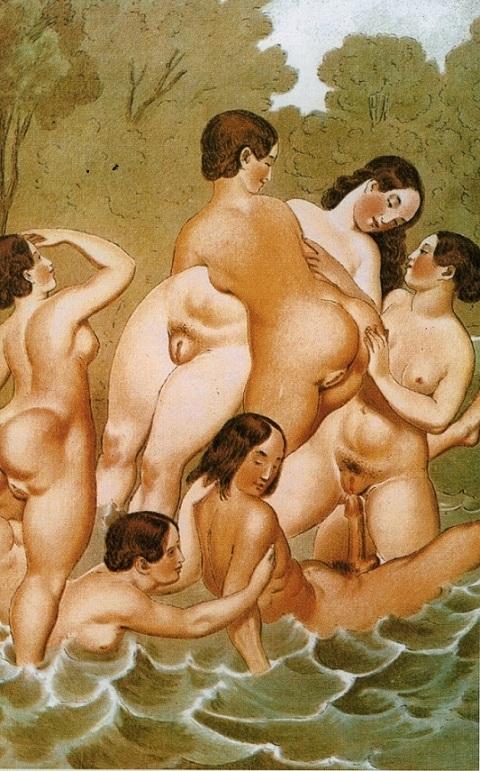 Peter Fendi lovers