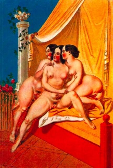 Peter Fendi nudes
