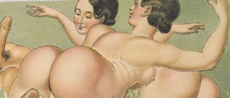 The Biedermeier Art of Peter Fendi and Sensual Designs Attributed to Him