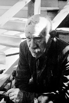 portait of Henry Darger