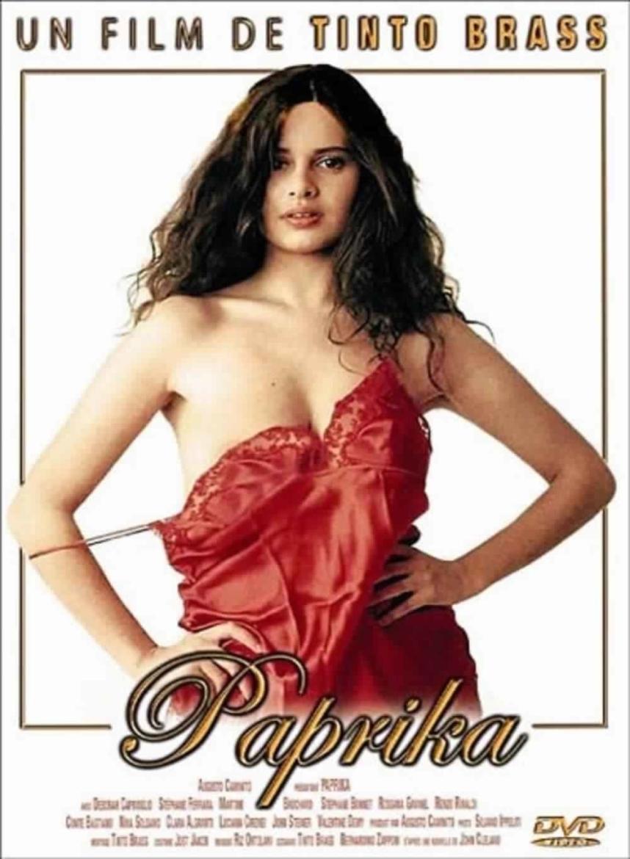 "Poster of ""Paprika"" tinto brass"