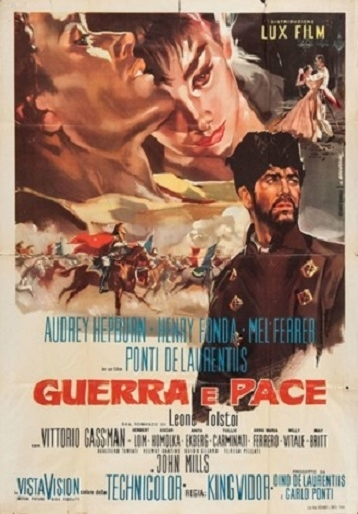 poster of War and Peace Alessandro Biffignandi