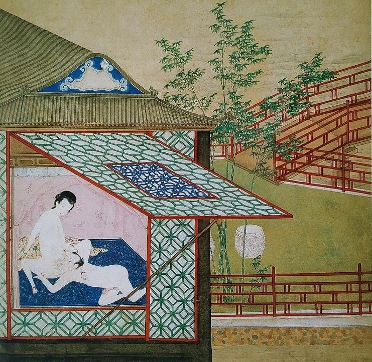 prayer mat of flesh Chinese erotica
