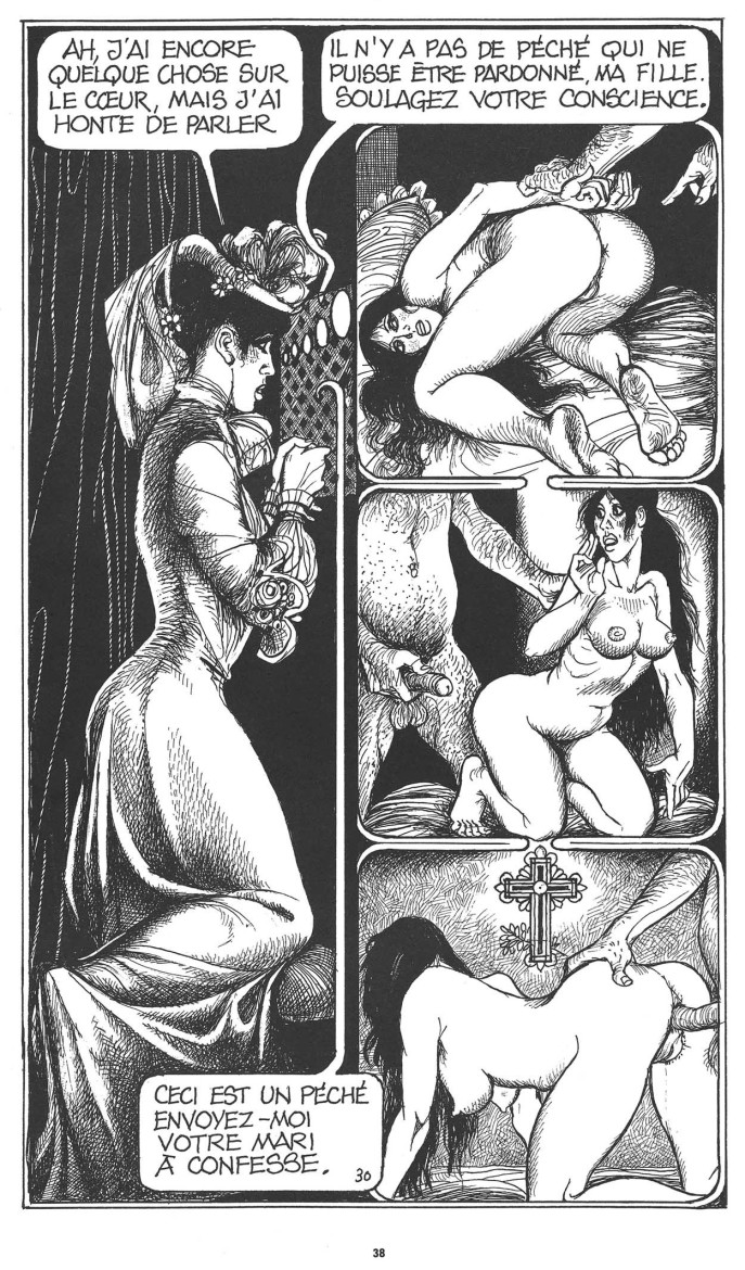 georges pichard strips