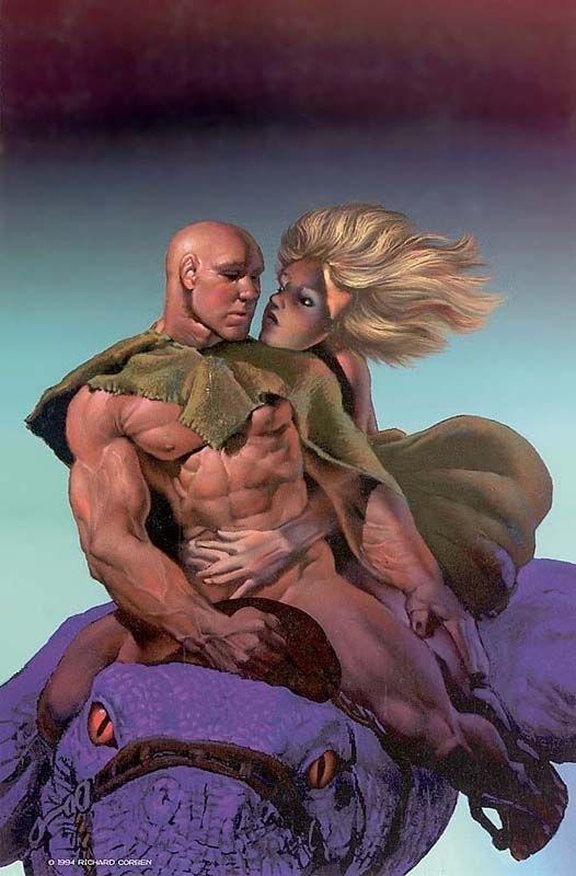 richard corben erotic