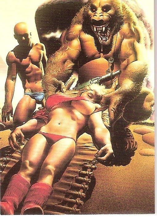 richard corben erotic art