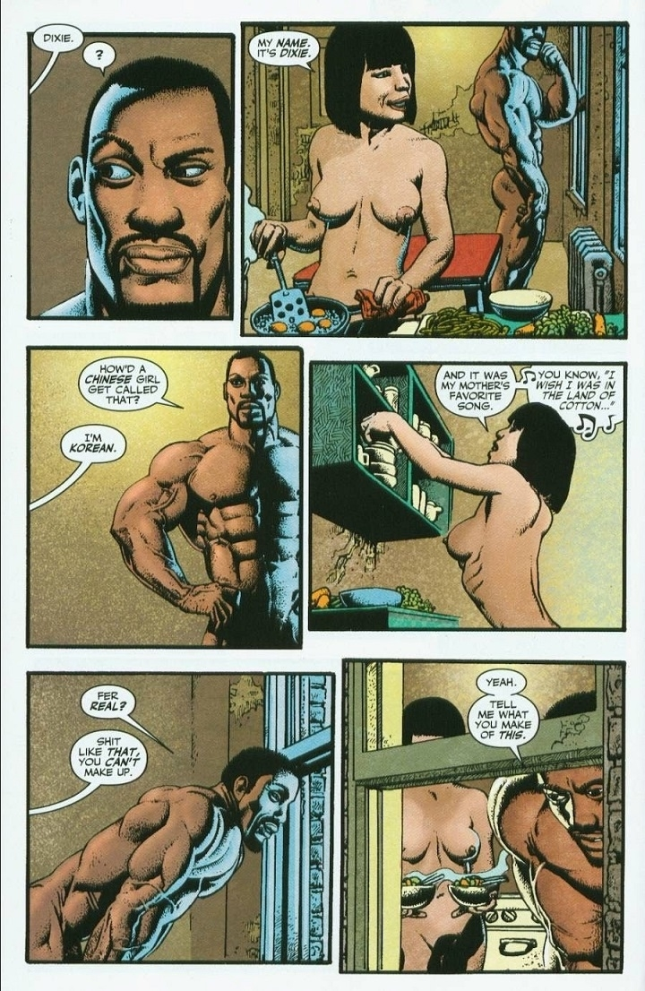 richard corben erotic comic