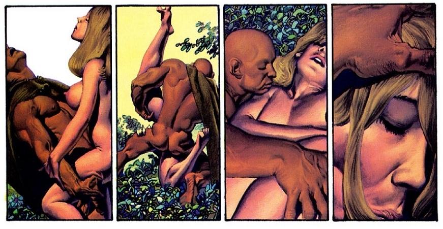 richard corben erotica