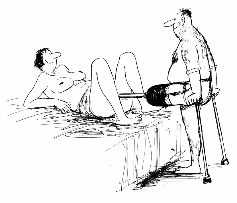 roger testu cartoonist