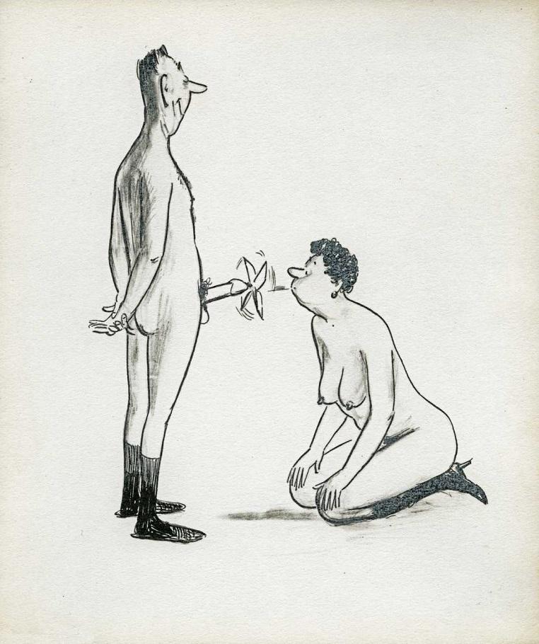 roger tetsu cartoonist