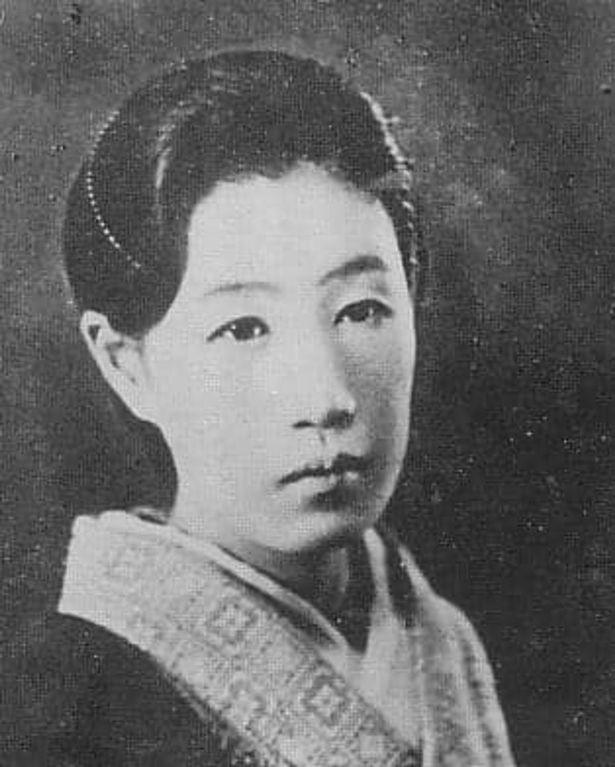 Sada Abe portrait, circa 1935