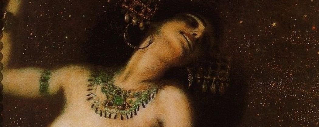 Mythological Eros and Modern Decay in the Paintings of Franz von Stuck