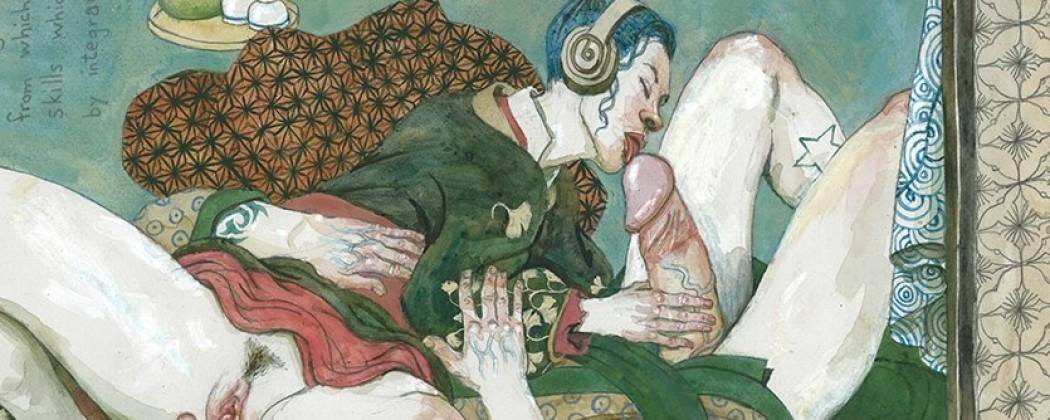 Sensual Multitasking While Listening to Savage Lovecast