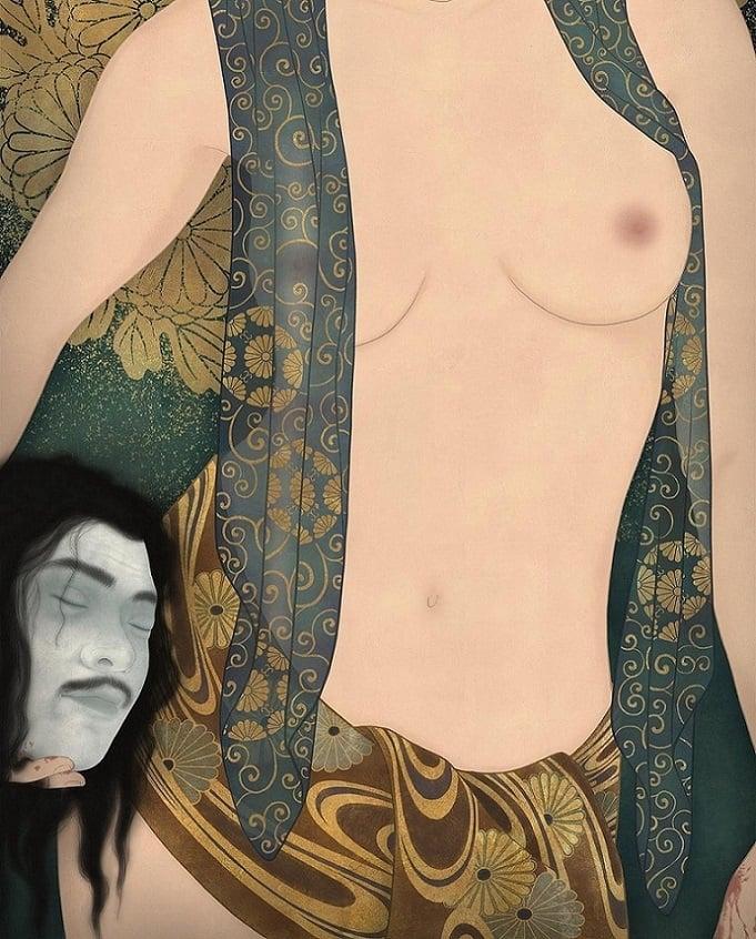 Senju Shunga Judith erotic