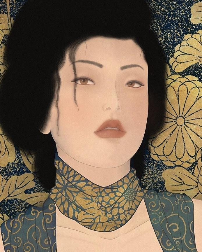 Senju Shunga Klimt