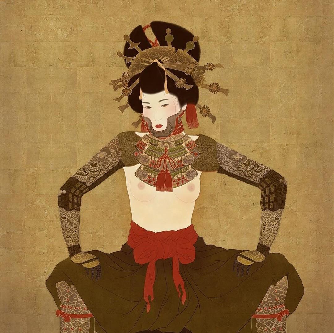 Senju Shunga tattoo
