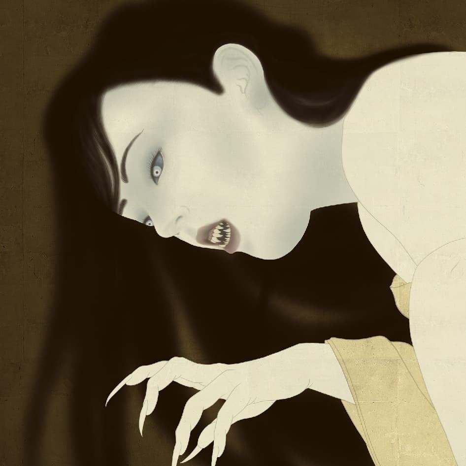 Senju shunga ghost