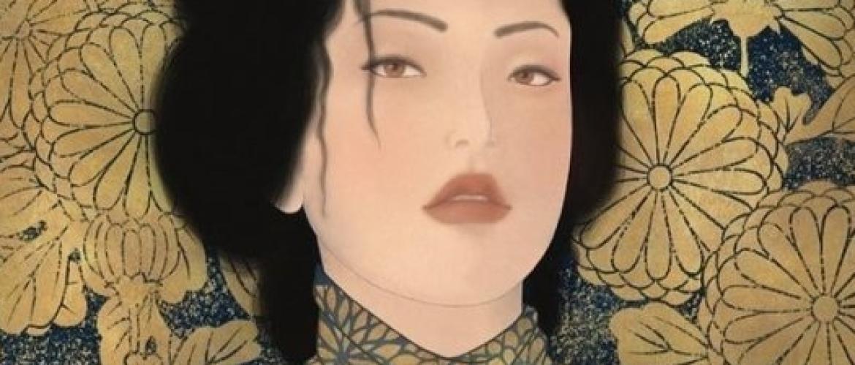 Senju Shunga's Variation on Gustav Klimt's Luminous Judith Paintings