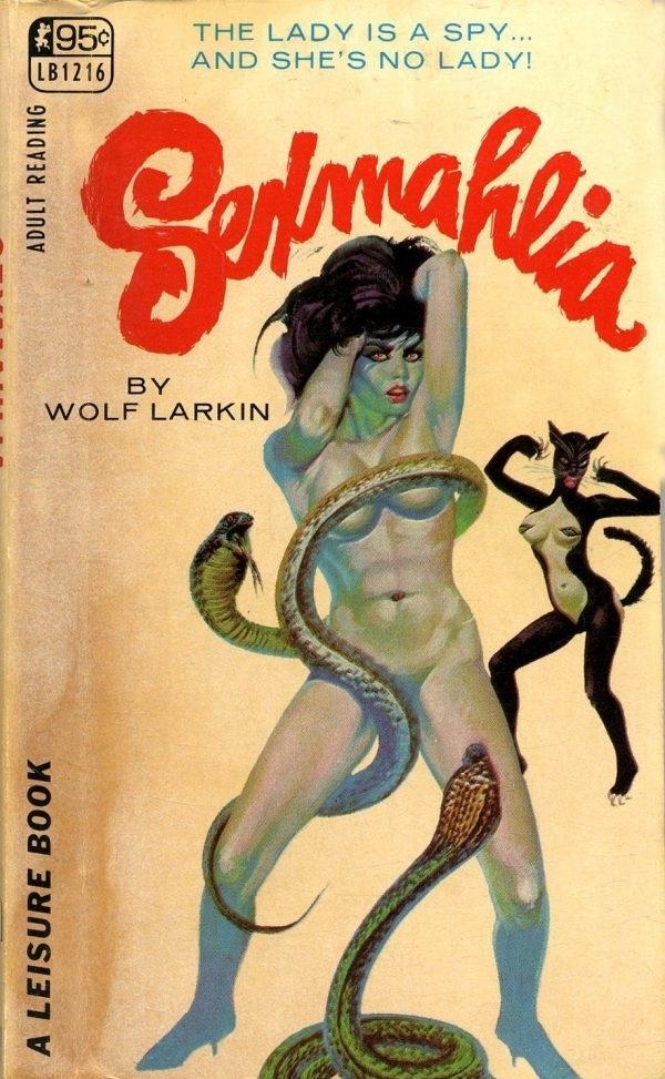 Sexmahlia pulp cover