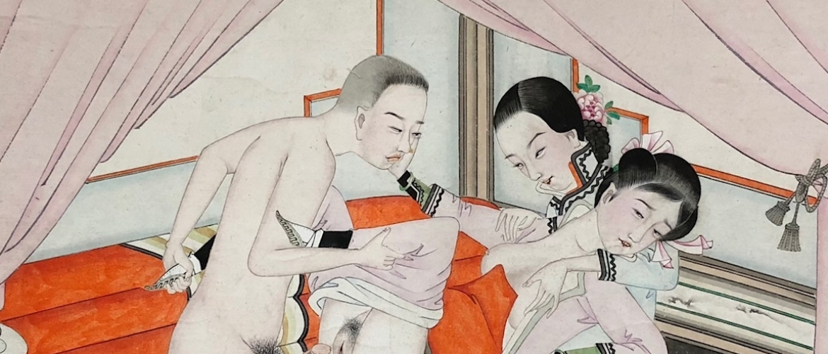 Chinese Erotic Art: Shanghai Decadence in the 1920s