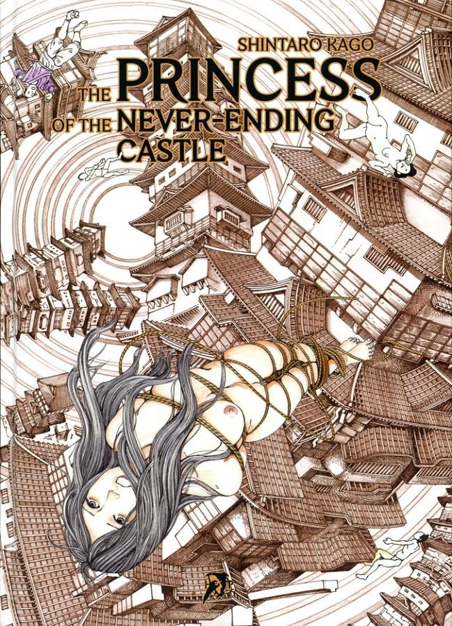 Shintaro Kago Princess of Neverending Castle