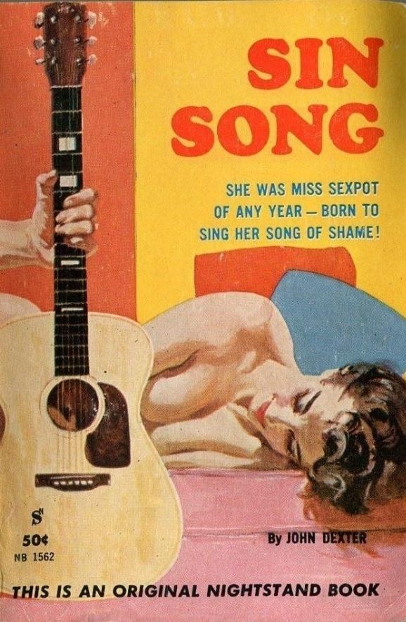 Sin Song Pulp Novel