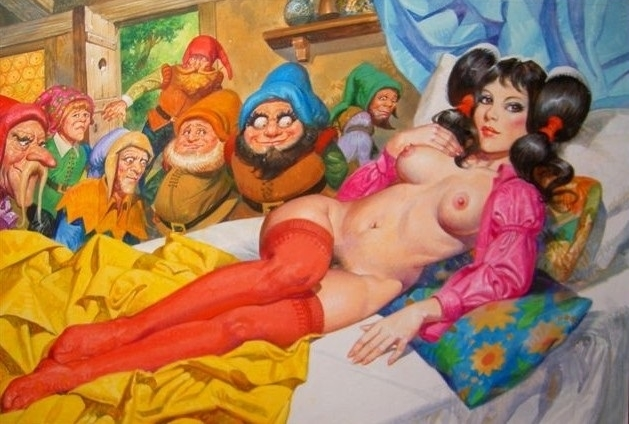 Snow White / Contes Malicieux