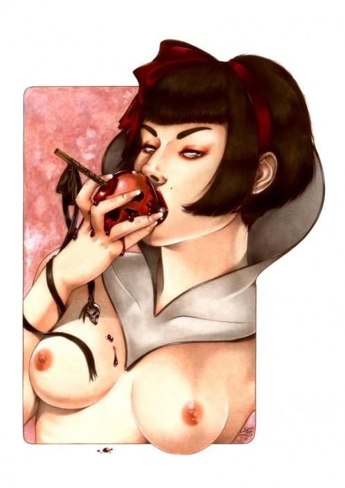 Snow White Zoe Lacchei