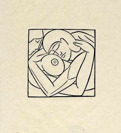 Spirit and Flesh by Eric Gill