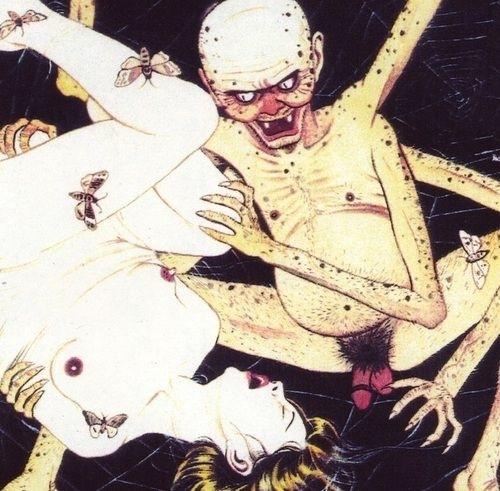 suehiro maruo demon