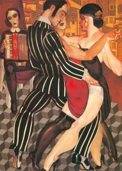 Tango threesome juarez