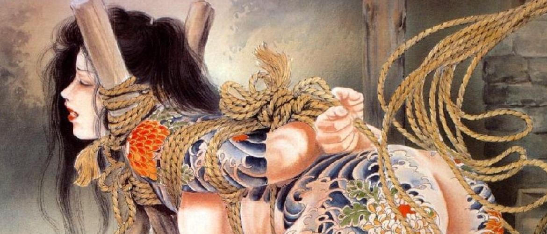 Ozuma Kaname and His Tortured Tattooed Beauties